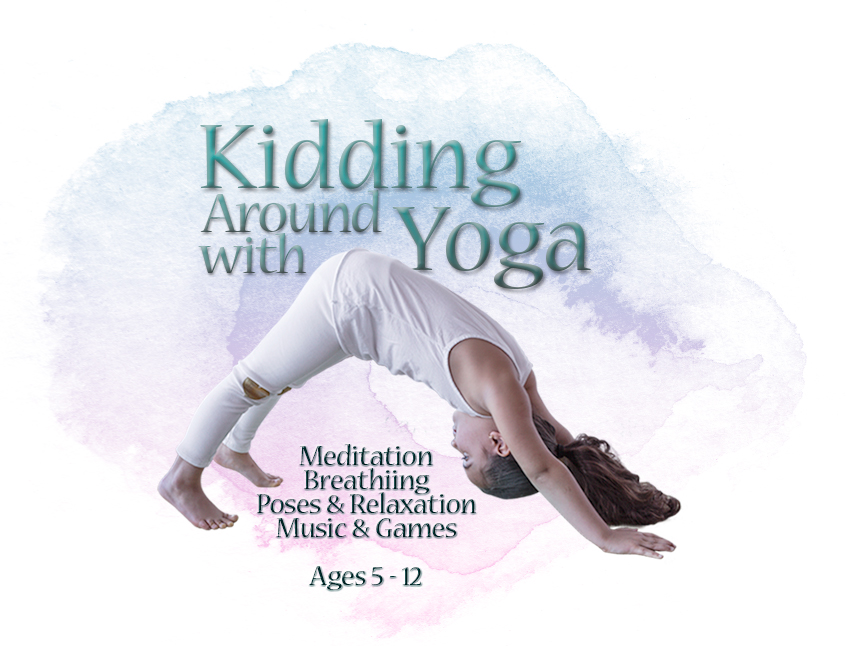 Kidding Around with Yoga
